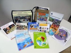 Inhalt der Bildungsbag Nachhaltige Ernährung